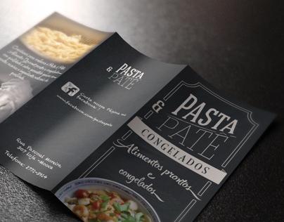 Pasta & Patê - Folder A4