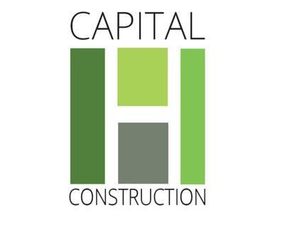 Capital H Construction Branding