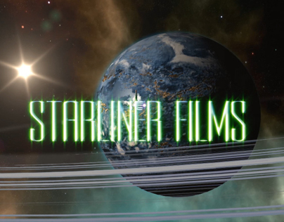 Starliner Films logo Animation