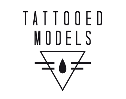 Collage - Tattooed Models Web