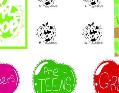 Apple Pop Tag