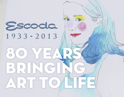 Escoda: 80 years bringing art to life.