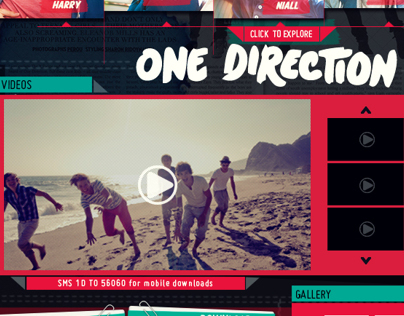 One Direction - Sony Music International