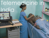 Telemedicine in India - Ethnographic research