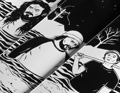 Absurd Skateboards: Apocalypse Series