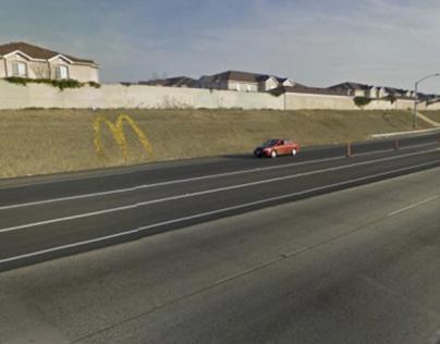 McDonald's X California Poppy Seed Bomb