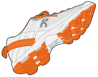 Cloudracer Running Shoe