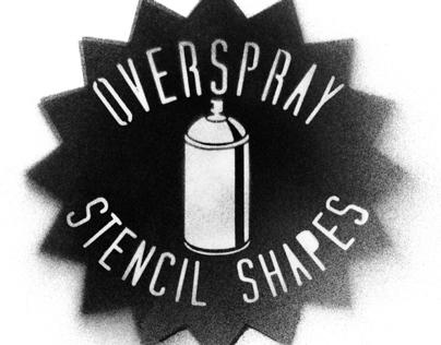 Overspray : Stencil Shapes