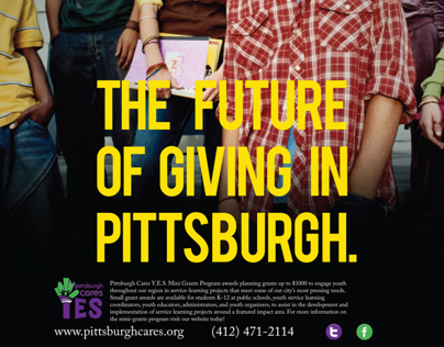 YES Pittsburgh Cares