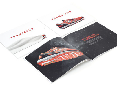 Brooks Transcend Lookbook