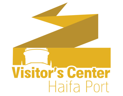 Haifa Port's Visitor Center Branding