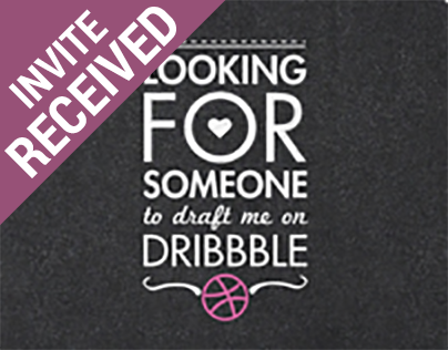 Dribbble Invite Request