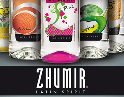 ZHUMIR LATIN SPIRIT ADVERTISING COMUNICACIÓN LICORES