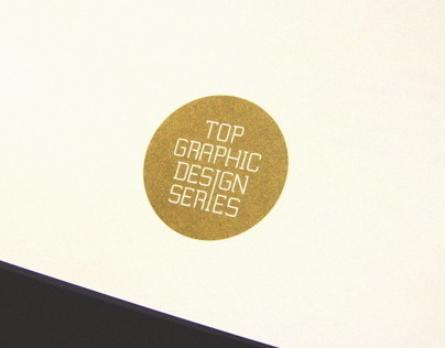 Book publication: TOP GRAPHIC DESIGN SERIES