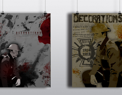 World War 1 Soldier Posters