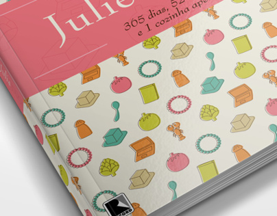 Julie & Julia Book Cover