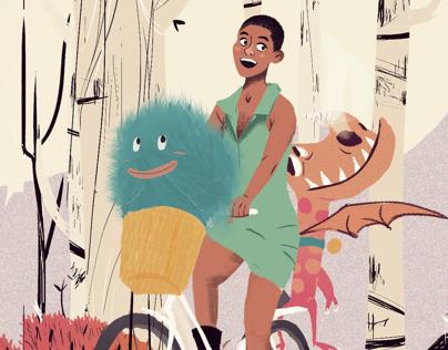 Bikefriendly Imagination Book