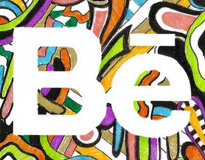 Personal Behance Logotype