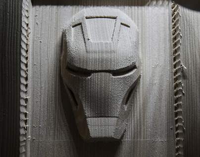 IRONMAN-MARK42_Wood Part