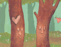 Trees in Love