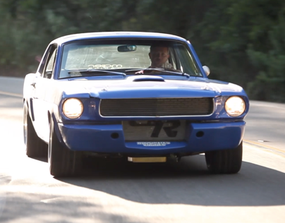 MAIER Racing: 1966 Mustang Coupe - /BIG MUSCLE