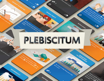 Plebiscitum: a game of popularity.