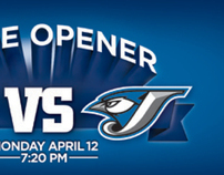 Toronto Blue Jays — Home Opener