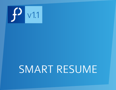 Smart Clean & Professional Resume