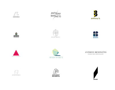 DAILY SELF-REBRANDING: SELECTED LOGOS