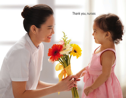 Happy Nurses' Day