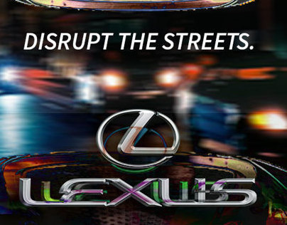 LEXUS IS Design
