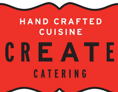 Create Catering Logo Design