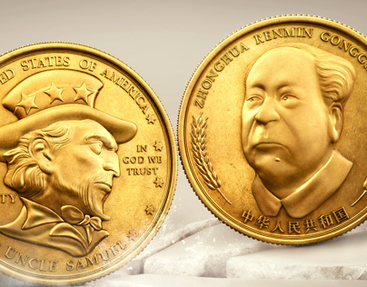 mancrafts_ 3D coin