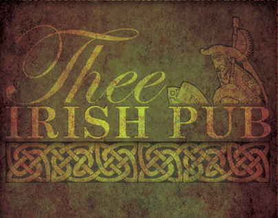 Thee Irish Pub at Detroit Metro Airport