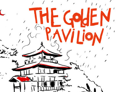 The Golden Pavilion ( Book Cover Free)