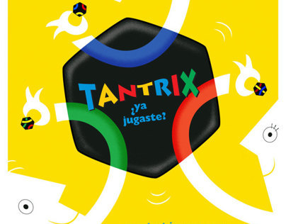 Flyers for Tantrix Games