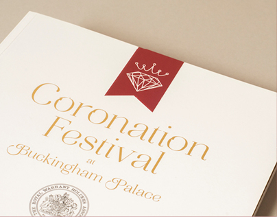 THE QUEEN'S CORONATION FESTIVAL GUIDE