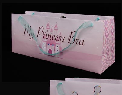 Princess Bra Bag