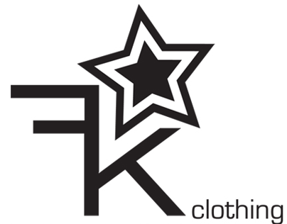Frankie K Clothing Logo