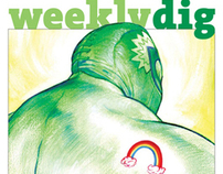 Boston Weekly Dig Covers