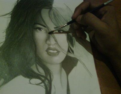 The Unfinished Megan Fox