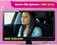 MTV Th3s : Quiero mis Quinces : Rich Media Banners