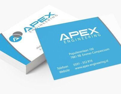 APEX Engineering | Corporate ID