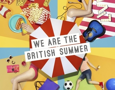 We are the British Summer