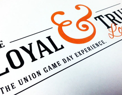 Logo: The Loyal and True Lounge