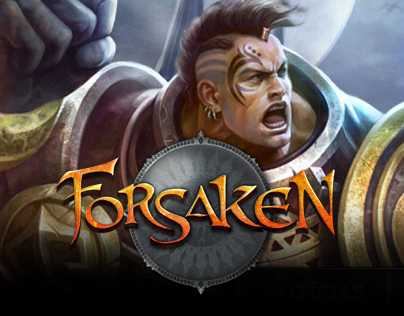 Website for Forsaken Online