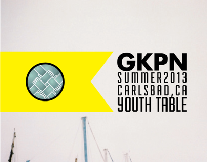 GKPN 2013 YOUTH TABLE