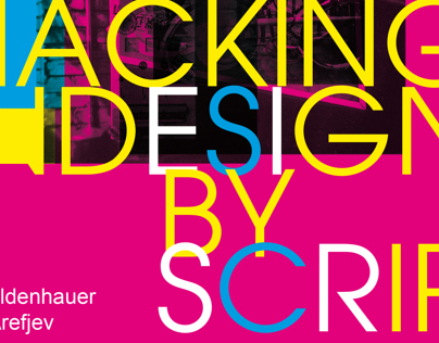 Hacking Indesign by Script