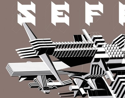 SEFEU - SPACESHIP SPREAD
