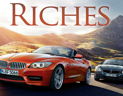 Roadster Riches Promo